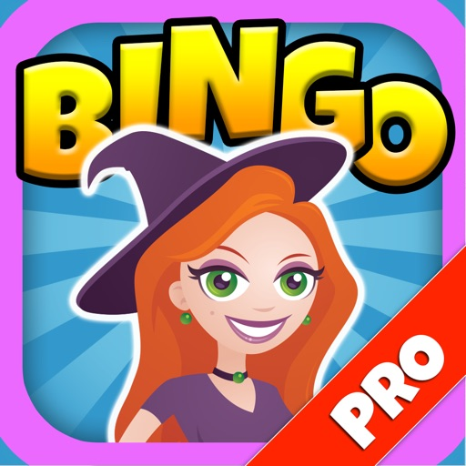 Bingo Witch: Cauldron of Riches Jackpot - Pro Edition icon
