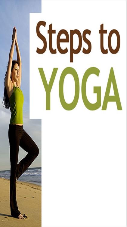 Yoga Steps By Creative Brains