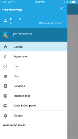 My FreedomPop on the App Store