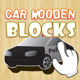 Car Wooden Blocks