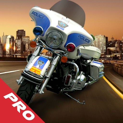 A City Guardian Motorcycle PRO - Chase Scanner Game