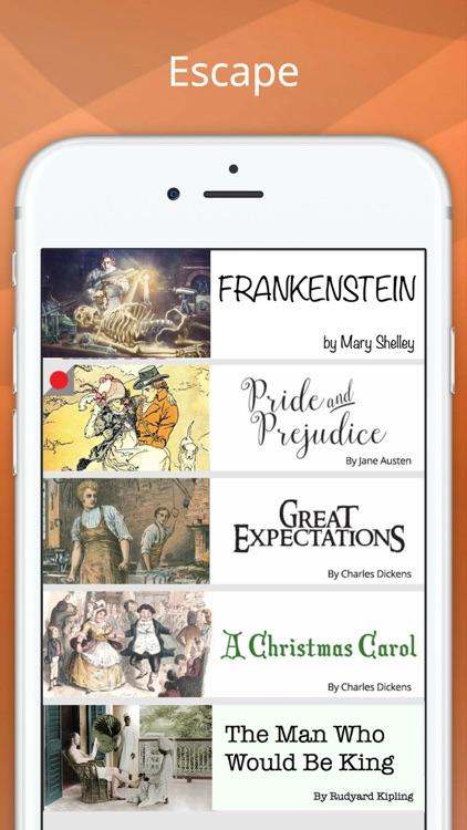 A Christmas Carol by Charles Dickens & Book Club screenshot-3