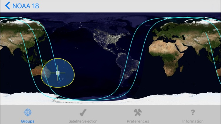 Satellite Tracker Plus3