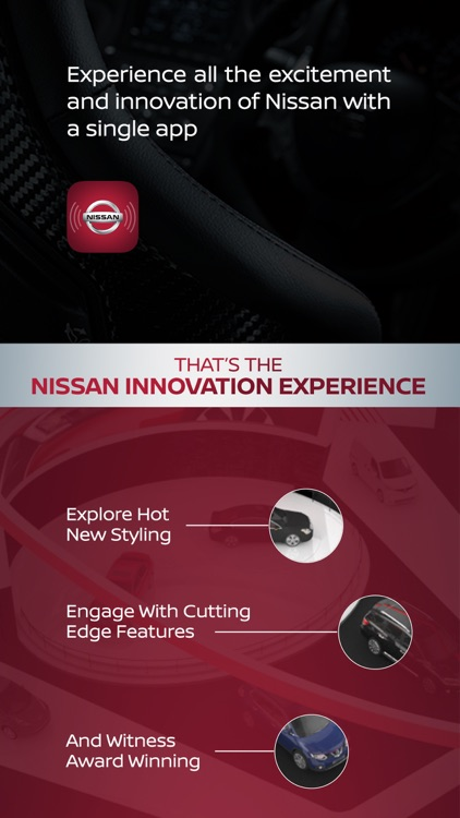 Nissan Innovation Experience screenshot-1
