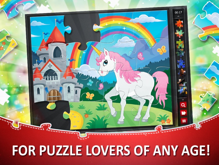 Jigsaw Puzzle Collection HD screenshot-4