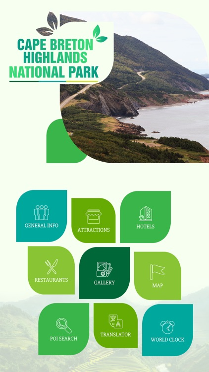 Cape Breton Highlands National Park Travel Guide screenshot-1