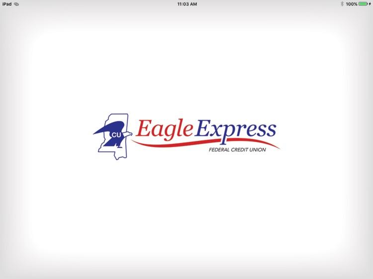 Eagle Express FCU for iPad