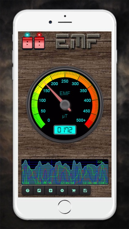 Paranormal EMF Recorder and Scanner screenshot-4