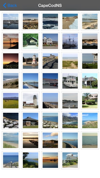 Cape Cod Offline Map Travel Guide screenshot-4