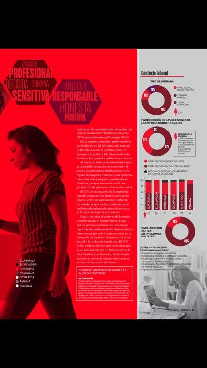 Forbes Centroamérica Magazine screenshot-3