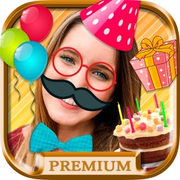 Snap birthday photo filters & editor - Pro