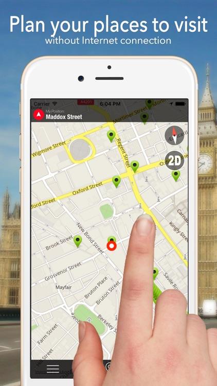 Bruges Offline Map Navigator and Guide