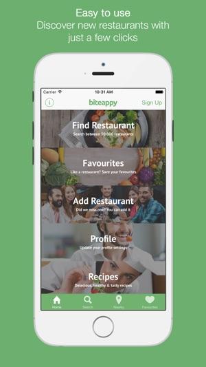 Biteappy food allergy restaurant finder on the app store biteappy food allergy restaurant finder on the app store forumfinder Image collections