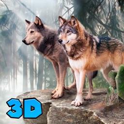 Wild Wolf Quest: Survival Simulator Full