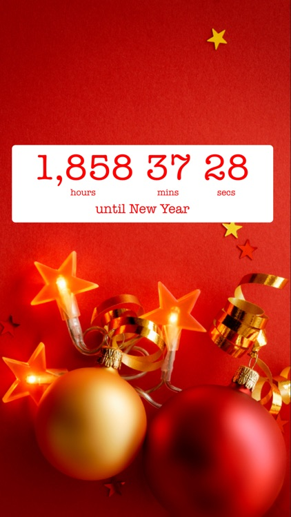 New Year Countdown‼ screenshot-4