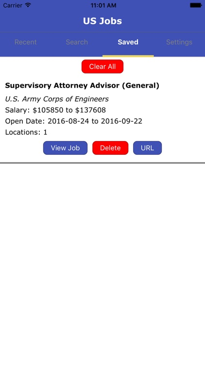 USGovJobs screenshot-0