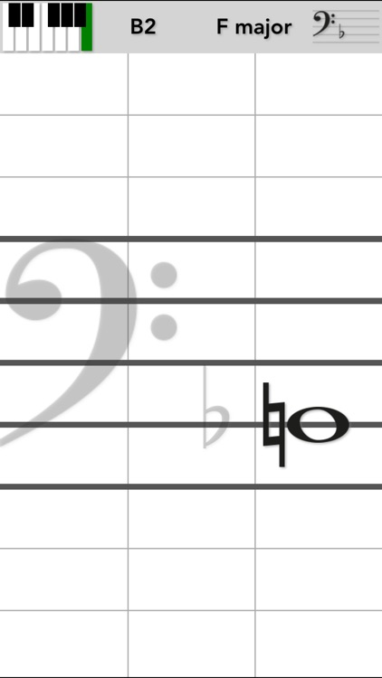 VoiceMyNote - Play tones by tapping the note sheet screenshot-4