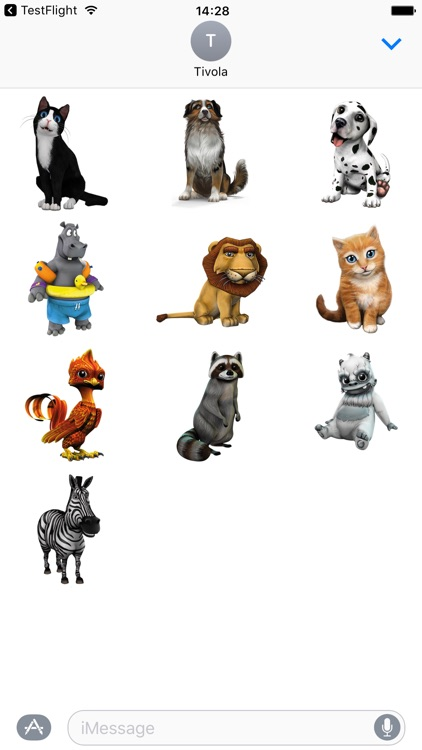 PetWorld Stickers