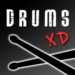 Drums XD FREE - Studio Quality Percussion Custom Built By You!