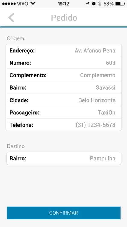 Recreio Taxi screenshot-4