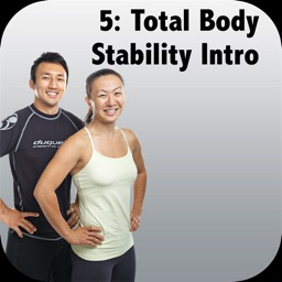 Total Body Stability Workout for BJJ, Bigstrong 5