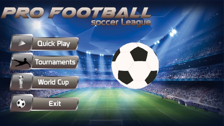 Pro Football Soccer League 3D