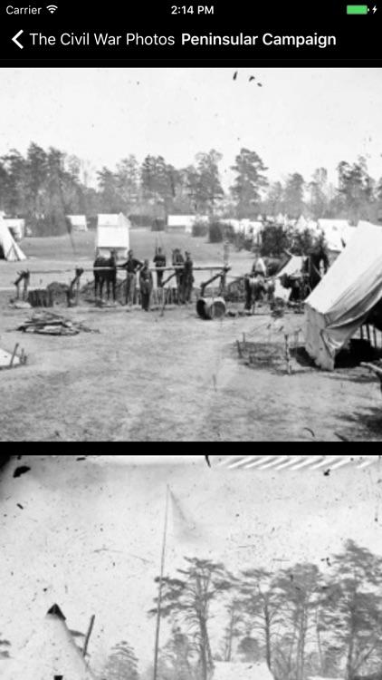 Photographic History of the Civil War screenshot-4