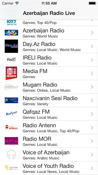 Azerbaijan Radio Live Player (Azərbaycan radio) | From Teik