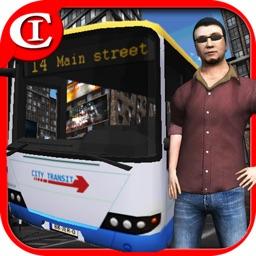 Crazy Bus Simulator 3D HD