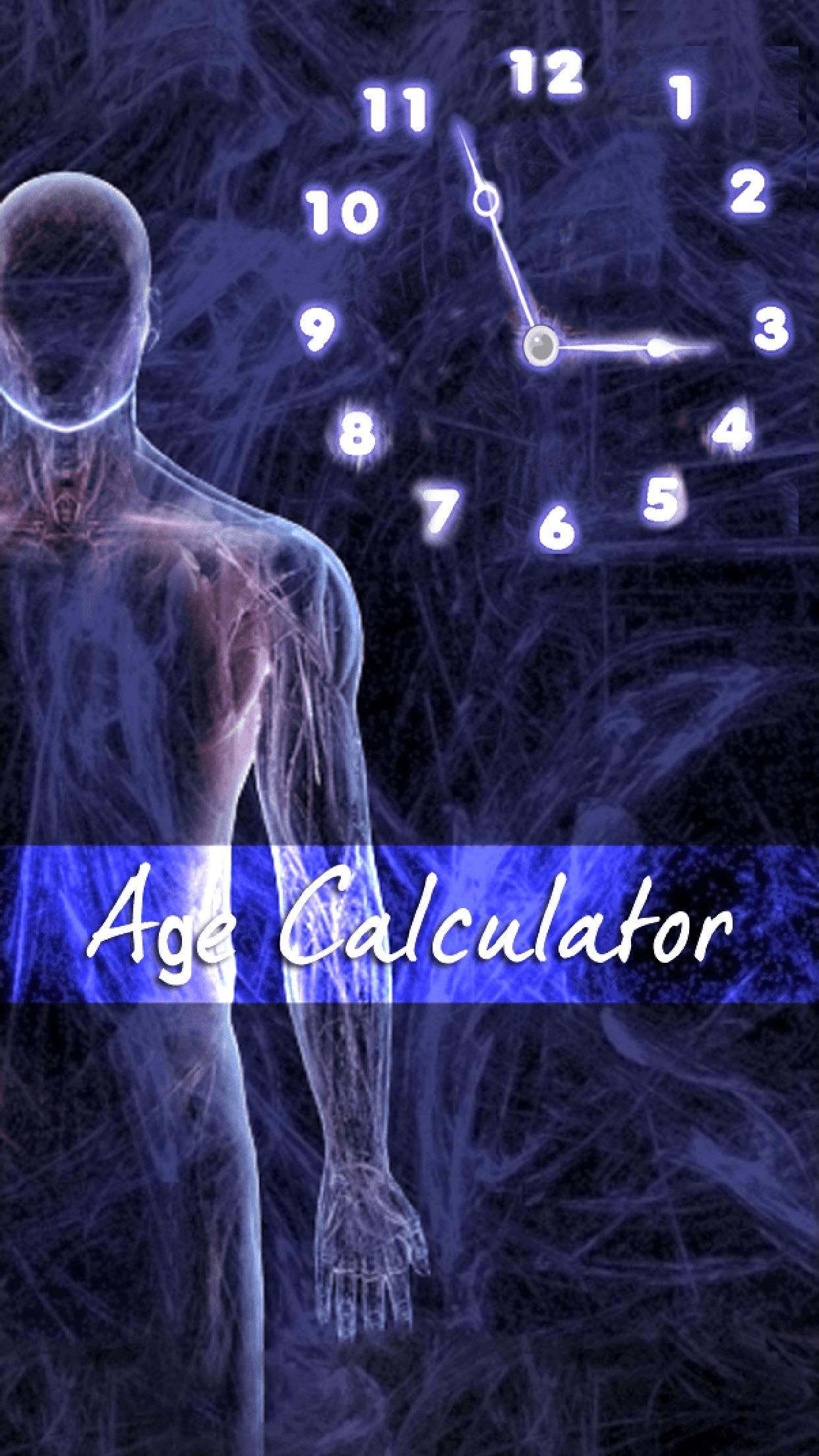 Age Calculator Original Screenshot