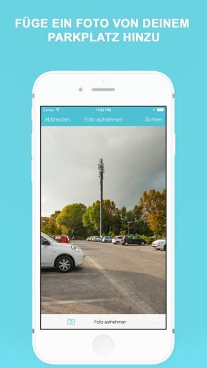 Find My Car - GPS Auto Parken Location Tracker Screenshot