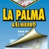 La Palma, El Hierro. Road map.