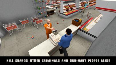 Vegas Supermarket Gangster Escape 3D screenshot four