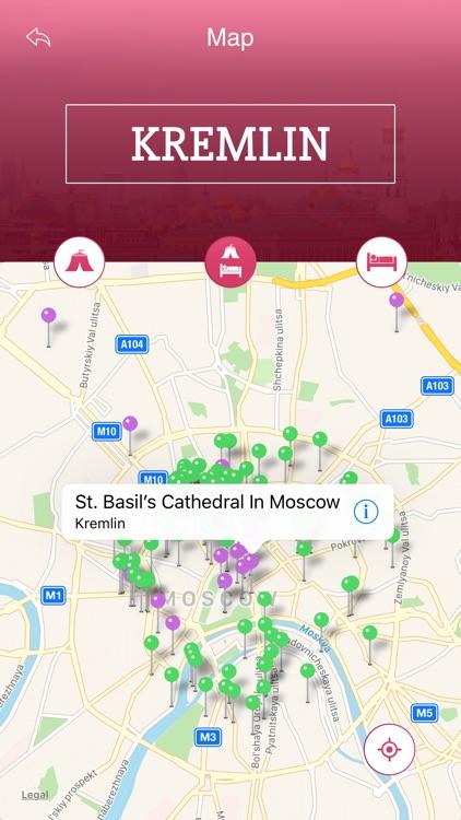 Kremlin Tourist Guide screenshot-3