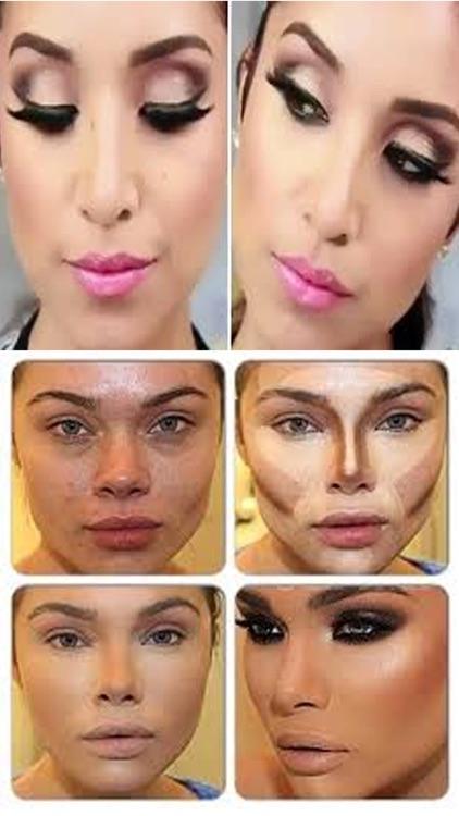 Face Makeup Tutorials screenshot-3