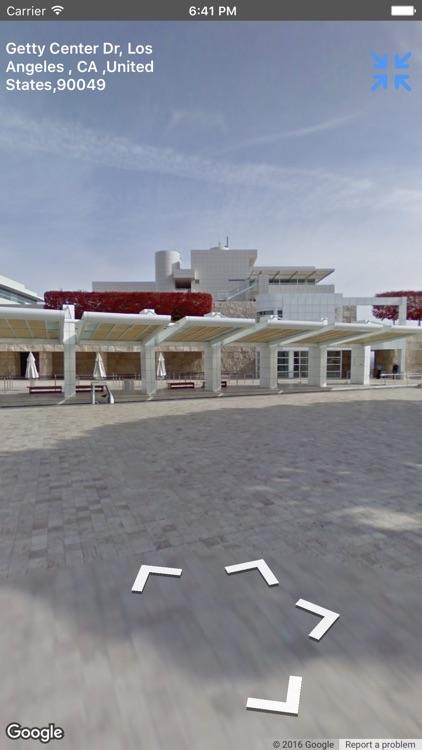 Live StreetViewer-world travel Navigation view screenshot-4