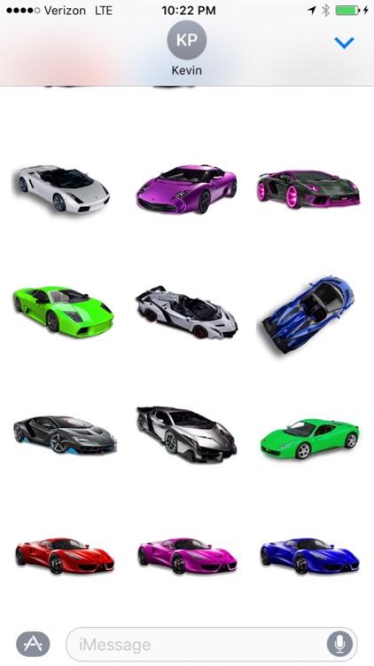 AutoEmoji - For Lamborghini screenshot-3
