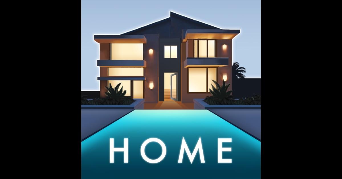 Design Home App Store