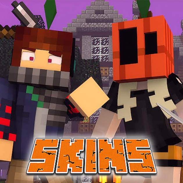 Vampire Halloween Skins for Minecraft PE & PC on the App Store
