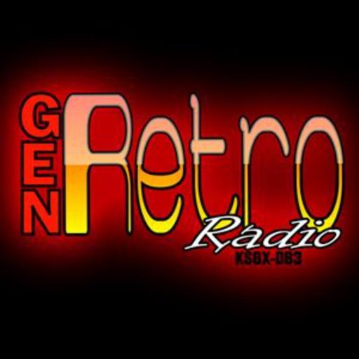Gen Retro Radio
