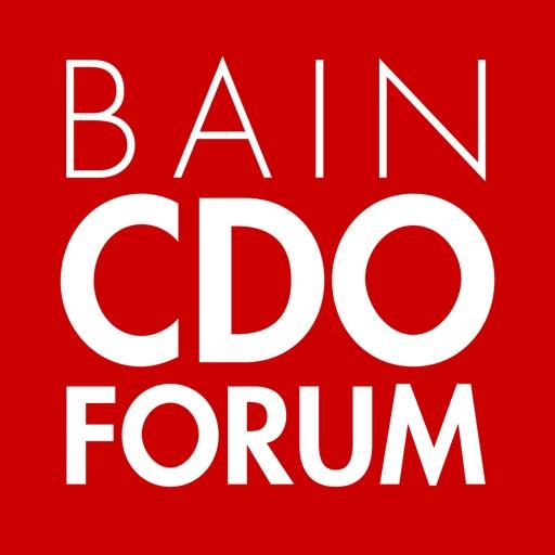 2016 Bain CDO Forum