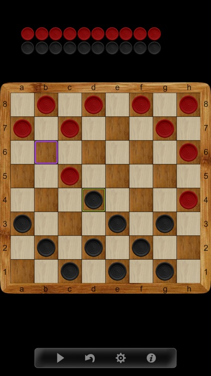 Checkers Online!