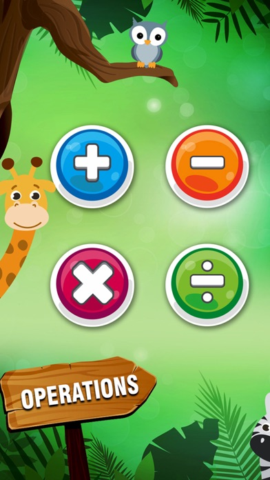 Kids Maths Practice Game screenshot two