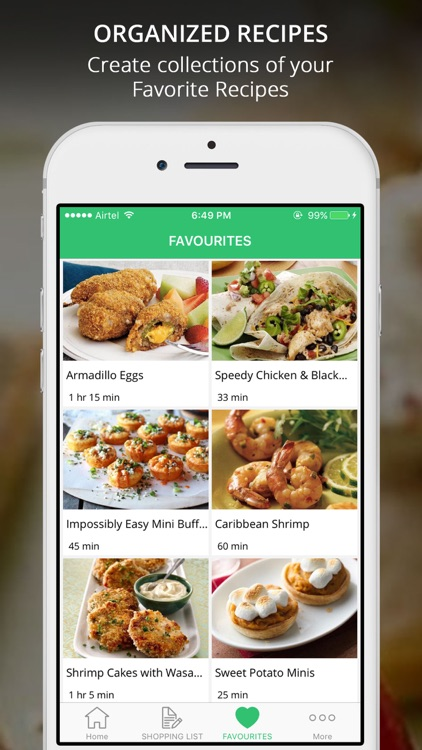 Appetizer Recipes Pro - Cook And Learn screenshot-3