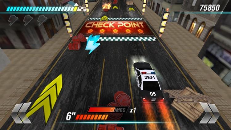 Police Car Simulator 2016: Thief Driver Revolution screenshot-3