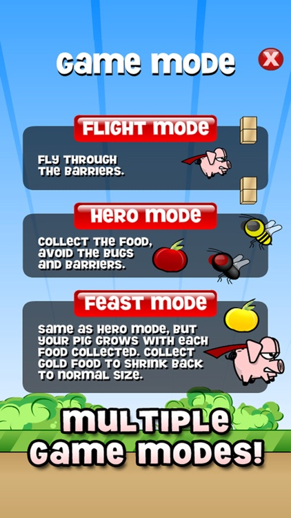 Pigs Fly HD