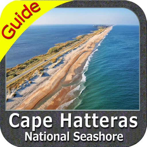 Cape Hatteras seashore charts
