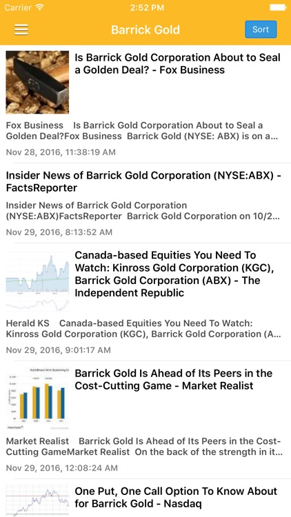 Gold News & Precious Metal Prices Today Pro screenshot-4