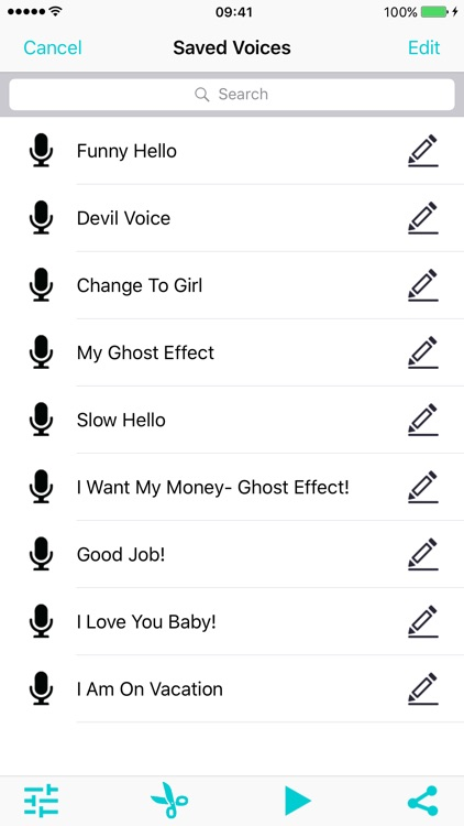 Voice Changer Pro: Funny Prank Sound Effects screenshot-3