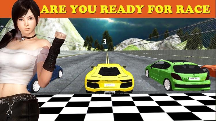 Super Sport Car Racing - Driving Sport Stock PRO screenshot-4